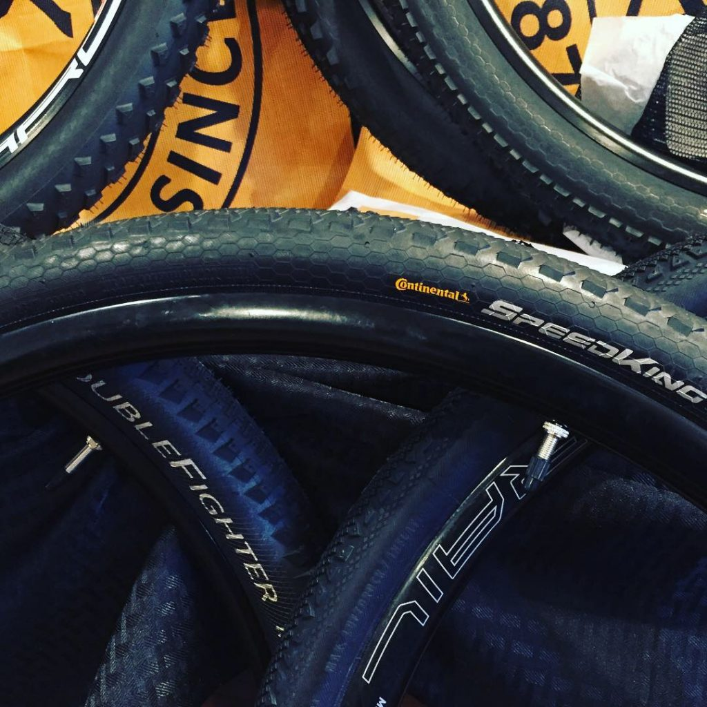 Continental Speed King Tires
