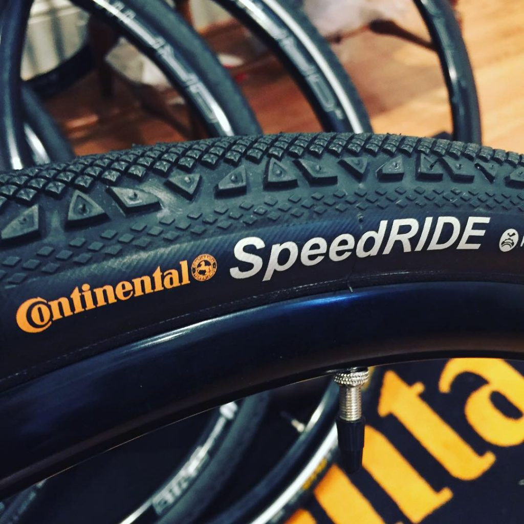 Continental Speed Ride tire