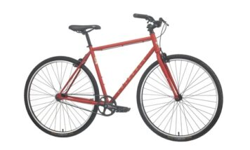 Fairdale Express in flat red